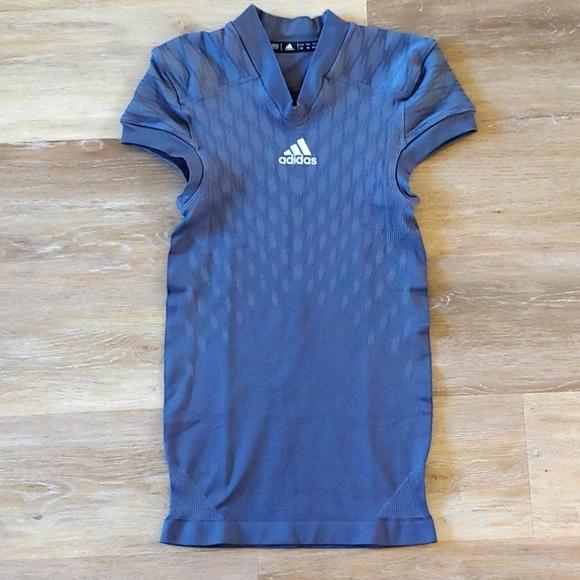 NWT Adidas Techfit Primeknit Football Jersey